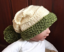 Laurel Baby Hat